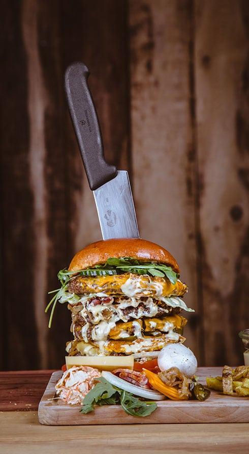 Burger Baden